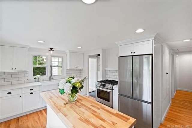 146-1 Boston Post Road, Old Lyme, CT 06371 (MLS #170415803) :: Spectrum Real Estate Consultants