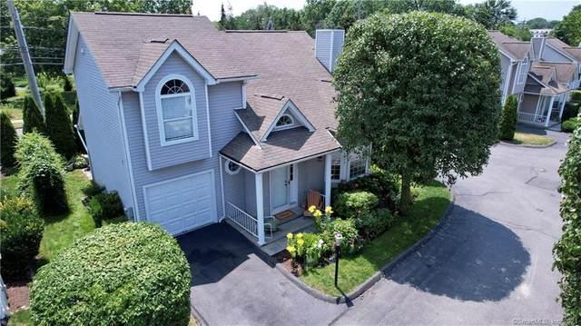 596 Glenbrook Road #25, Stamford, CT 06906 (MLS #170416581) :: GEN Next Real Estate