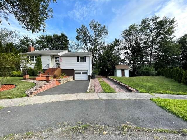 66 Northbrick Lane, Wethersfield, CT 06109 (MLS #170420898) :: GEN Next Real Estate