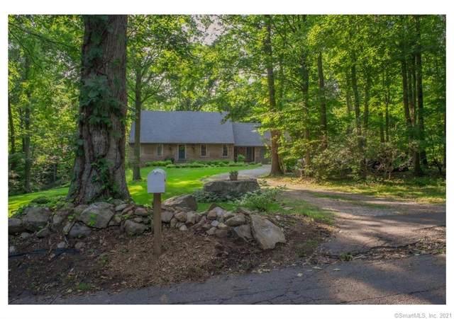 166 Skunk Misery Road, Haddam, CT 06441 (MLS #170420925) :: Kendall Group Real Estate | Keller Williams