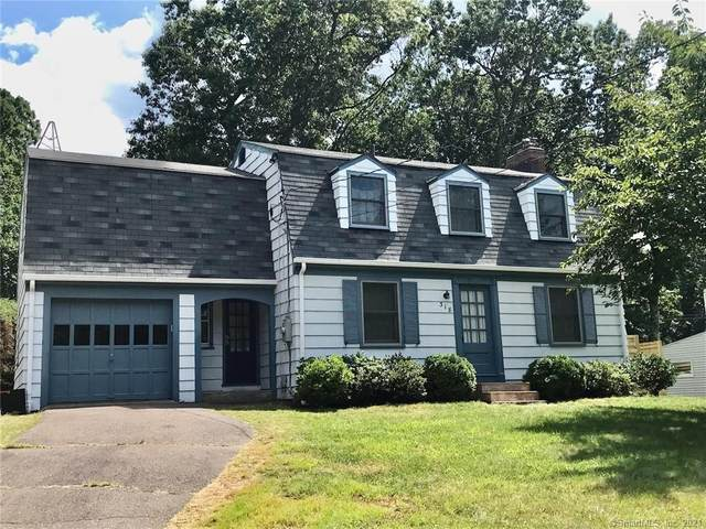 318 Griswold Street, Glastonbury, CT 06033 (MLS #170422705) :: Chris O. Buswell, dba Options Real Estate