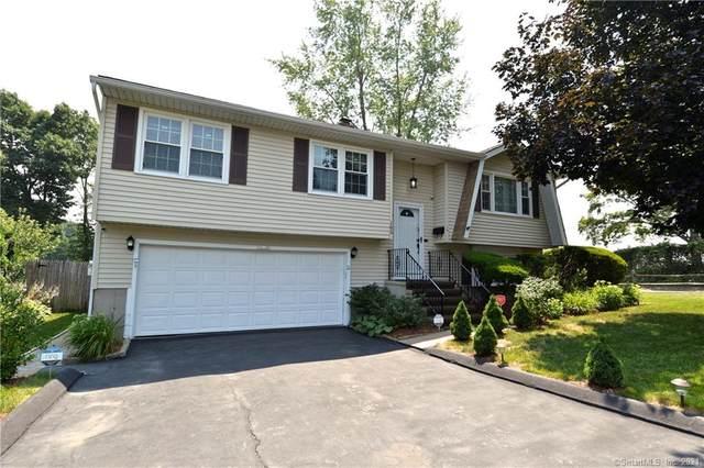 165 Carriage Drive, Waterbury, CT 06708 (MLS #170423267) :: GEN Next Real Estate