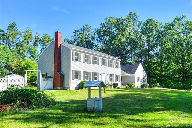 126 Laurel Hill Road, Brookfield, CT 06804 (MLS #170425117) :: Chris O. Buswell, dba Options Real Estate