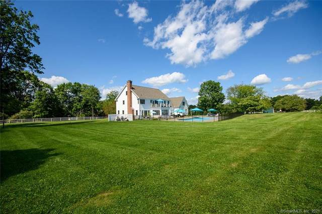 162 Sunset Hill Road, Redding, CT 06896 (MLS #170426389) :: Chris O. Buswell, dba Options Real Estate