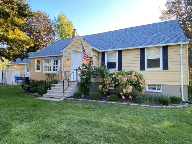 380 Elm Street, Monroe, CT 06468 (MLS #170440186) :: Chris O. Buswell, dba Options Real Estate