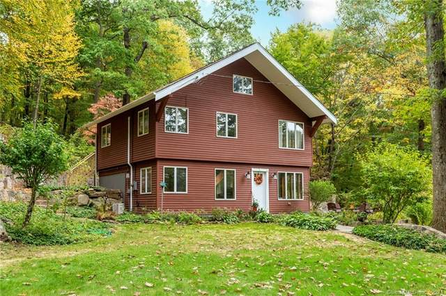 44 Brushy Hill Road, Danbury, CT 06810 (MLS #170445058) :: Chris O. Buswell, dba Options Real Estate