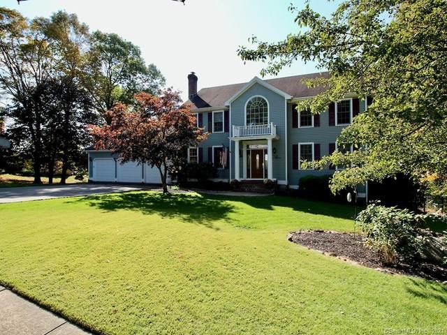 23 Winding Brook Lane, Wallingford, CT 06492 (MLS #170445534) :: Michael & Associates Premium Properties   MAPP TEAM