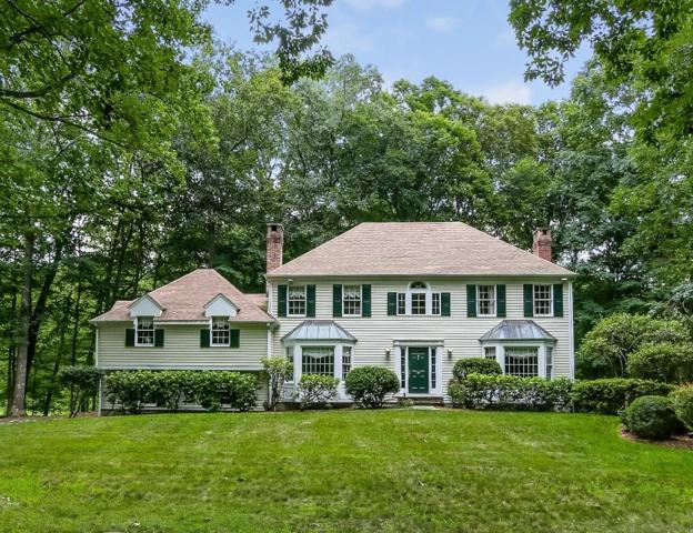39 Black Alder Lane, Wilton, CT 06897 (MLS #99175797) :: Carbutti & Co Realtors