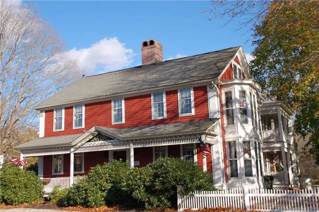 52 Main Street, Stonington, CT 06372 (MLS #170195246) :: The Higgins Group - The CT Home Finder