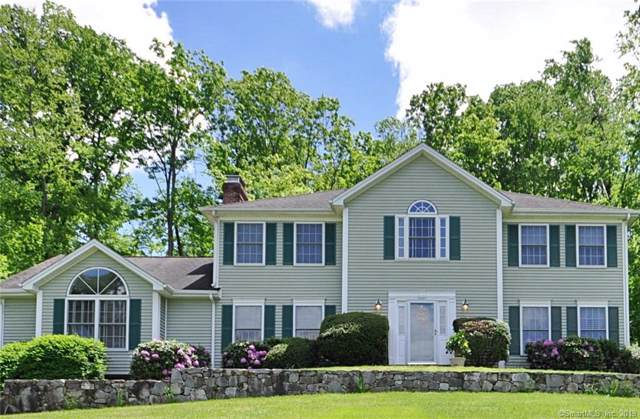 7 Shadow Ridge Circle, Newtown, CT 06470 (MLS #170198341) :: The Higgins Group - The CT Home Finder