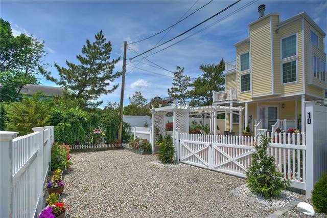 10 Rowland Place, Westport, CT 06880 (MLS #170272799) :: The Higgins Group - The CT Home Finder