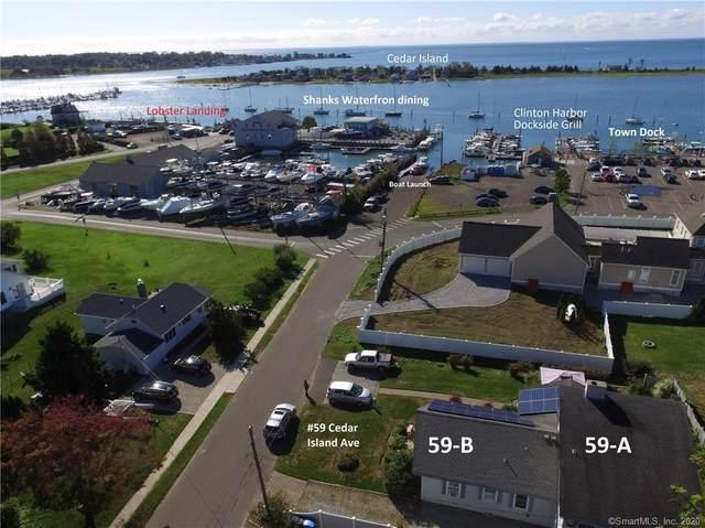 59 A-B Cedar Island Avenue, Clinton, CT 06413 (MLS #170335709) :: Michael & Associates Premium Properties | MAPP TEAM