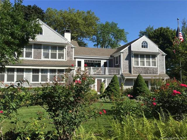 50 Church Street, Stonington, CT 06378 (MLS #170338828) :: Tim Dent Real Estate Group