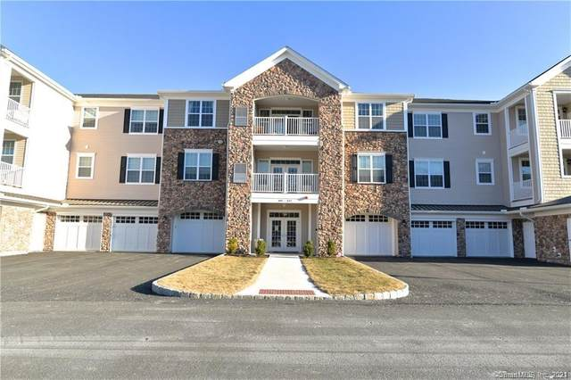 1227 Brookside Court #1227, Newtown, CT 06470 (MLS #170348662) :: Around Town Real Estate Team