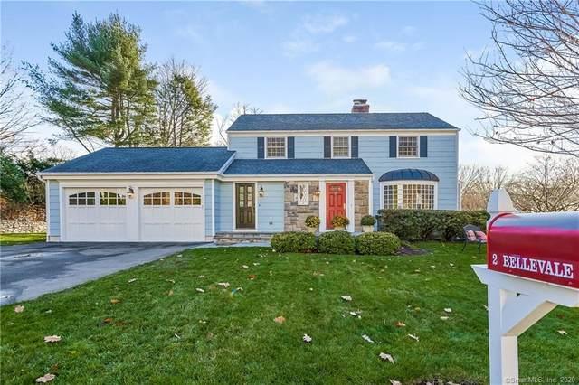 2 Belleval Street, Darien, CT 06820 (MLS #170353265) :: Tim Dent Real Estate Group