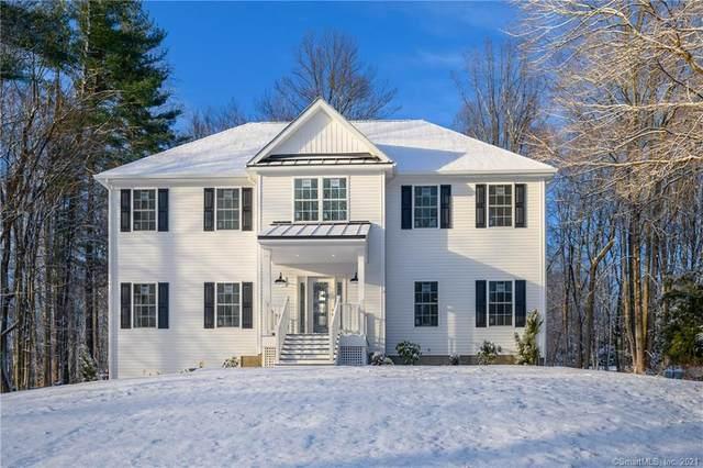 4 Nutmeg Lane, Newtown, CT 06482 (MLS #170355689) :: Mark Boyland Real Estate Team