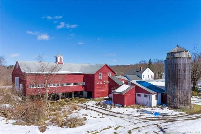 236 Deerfield Road, Pomfret, CT 06259 (MLS #170372753) :: Forever Homes Real Estate, LLC