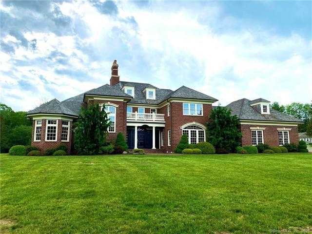178 Chestnut Hill Road, Litchfield, CT 06759 (MLS #170376236) :: Linda Edelwich Company Agents on Main