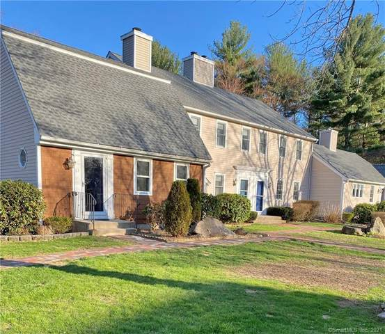 63 Independence Drive #63, Mansfield, CT 06250 (MLS #170380981) :: Spectrum Real Estate Consultants