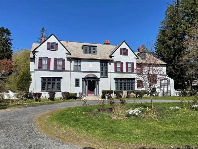 87 Main Street, Plainfield, CT 06354 (MLS #170381690) :: Spectrum Real Estate Consultants