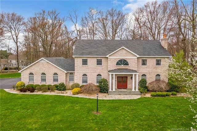 78 Crossbow Lane, Monroe, CT 06468 (MLS #170385417) :: Forever Homes Real Estate, LLC