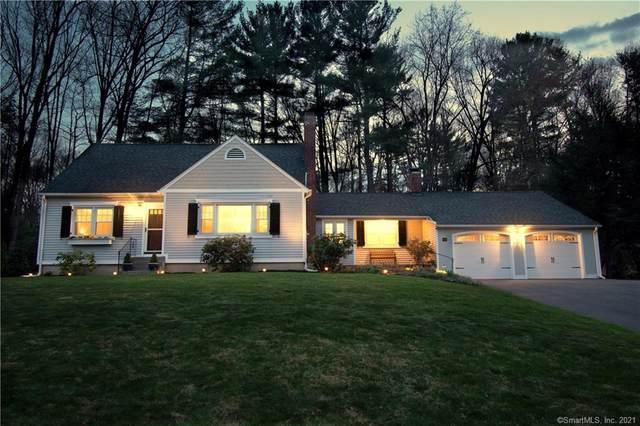 16 Cedar Lane, Farmington, CT 06085 (MLS #170388369) :: Forever Homes Real Estate, LLC