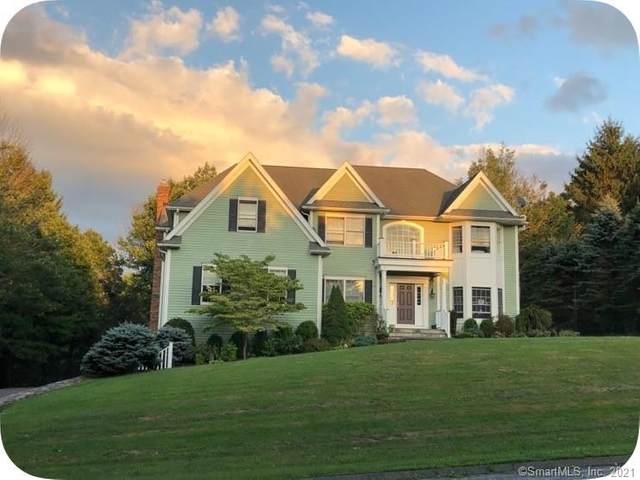 1 Fox Ridge Drive, New Milford, CT 06776 (MLS #170394698) :: Around Town Real Estate Team