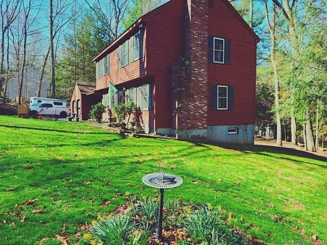 49 Oak Drive, Woodstock, CT 06282 (MLS #170402740) :: Anytime Realty