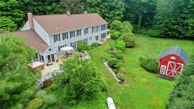640 Nod Hill Road, Wilton, CT 06897 (MLS #170403027) :: Kendall Group Real Estate | Keller Williams