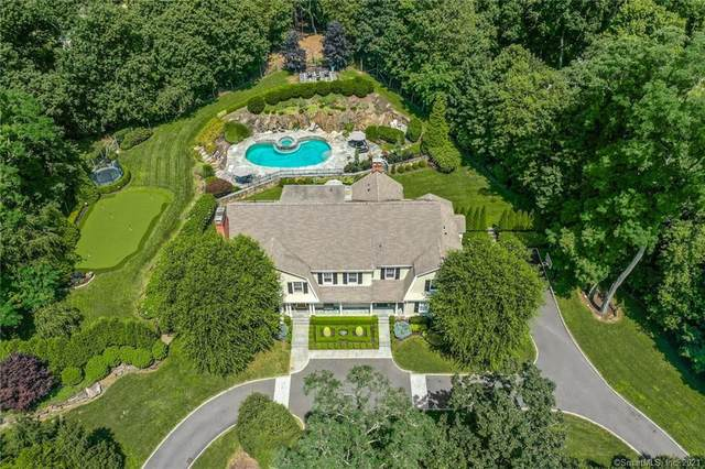 101 Cross Highway, Westport, CT 06880 (MLS #170426495) :: Kendall Group Real Estate | Keller Williams