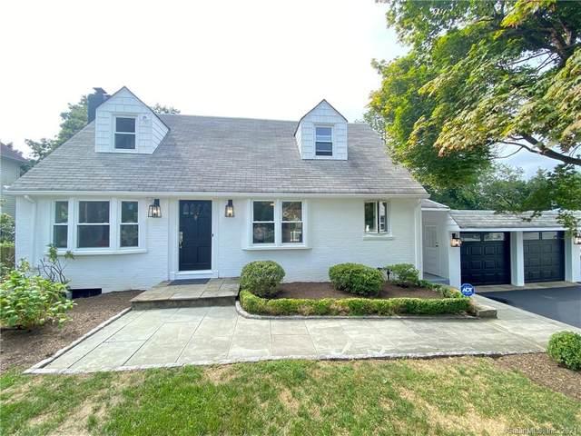 28 Byram Terrace Drive, Greenwich, CT 06831 (MLS #170427530) :: Linda Edelwich Company Agents on Main