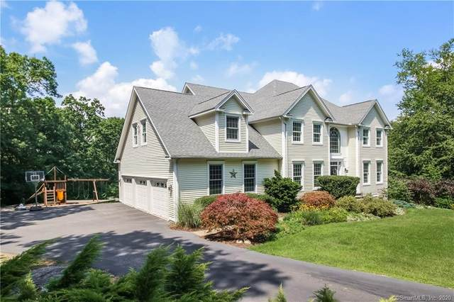 18 Winton Farm Road, Newtown, CT 06470 (MLS #170200699) :: The Higgins Group - The CT Home Finder