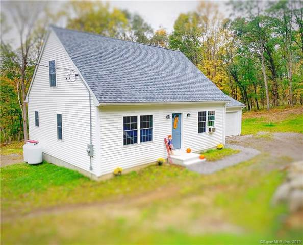 20 Nichols Street, Putnam, CT 06260 (MLS #170205000) :: The Higgins Group - The CT Home Finder