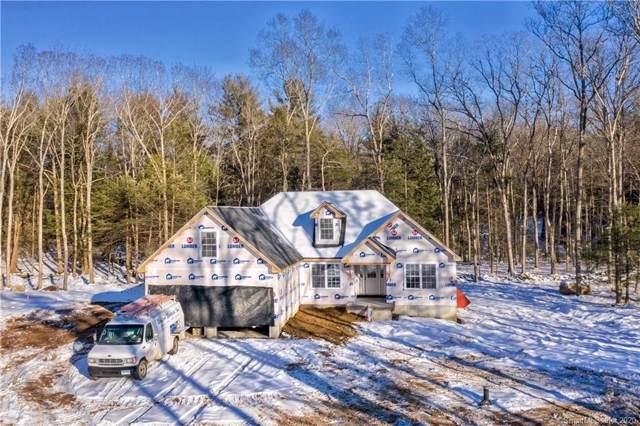 103 Lake Woods Lane, Eastford, CT 06242 (MLS #170212974) :: Spectrum Real Estate Consultants