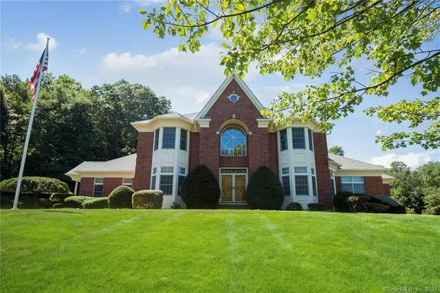 116 Farmingberry Drive, Southington, CT 06489 (MLS #170322914) :: Tim Dent Real Estate Group