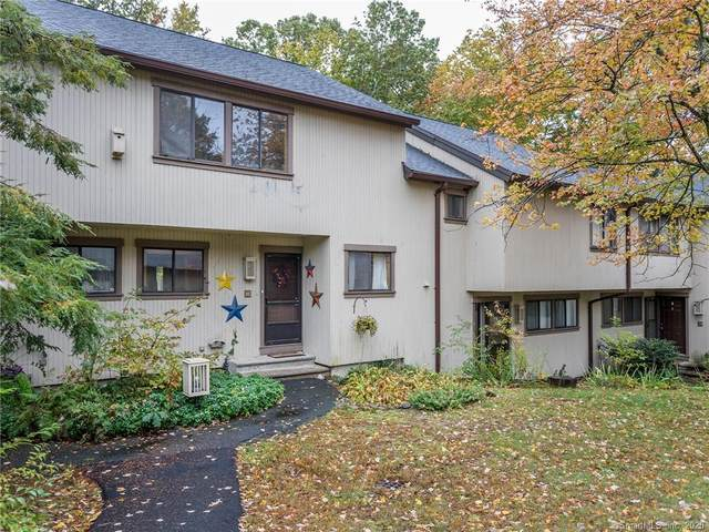 14 Upper Commons #14, Woodbury, CT 06798 (MLS #170324762) :: Mark Boyland Real Estate Team
