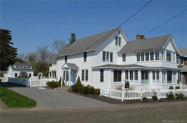 9 Middle Beach Road, Madison, CT 06443 (MLS #170376019) :: Sunset Creek Realty