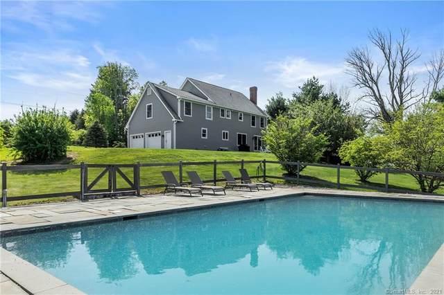 65 Painter Ridge Road, Roxbury, CT 06783 (MLS #170402214) :: Chris O. Buswell, dba Options Real Estate