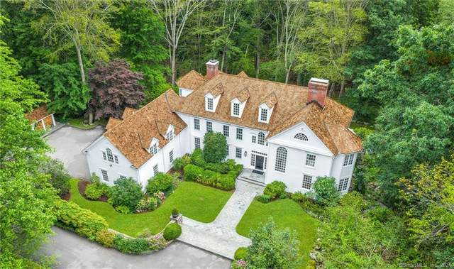 467 N Wilton Road, New Canaan, CT 06840 (MLS #170419477) :: Next Level Group