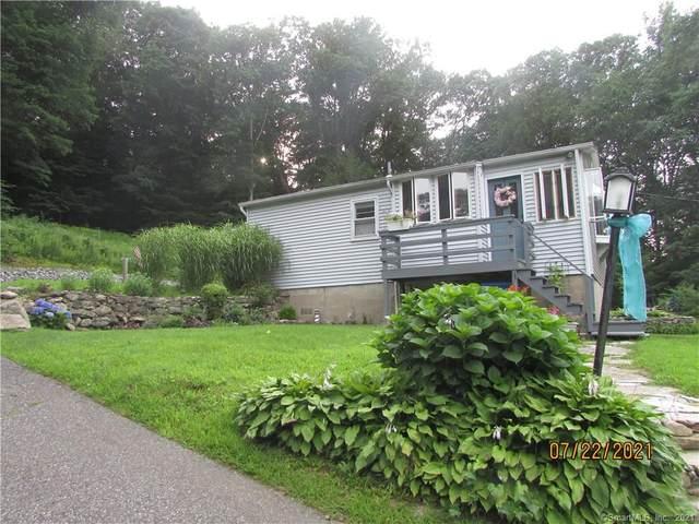 169 Cottage Street, Monroe, CT 06468 (MLS #170422554) :: Michael & Associates Premium Properties | MAPP TEAM
