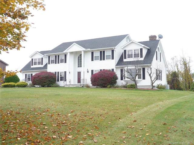 11 Huntington Drive, Danbury, CT 06811 (MLS #170329523) :: Michael & Associates Premium Properties | MAPP TEAM