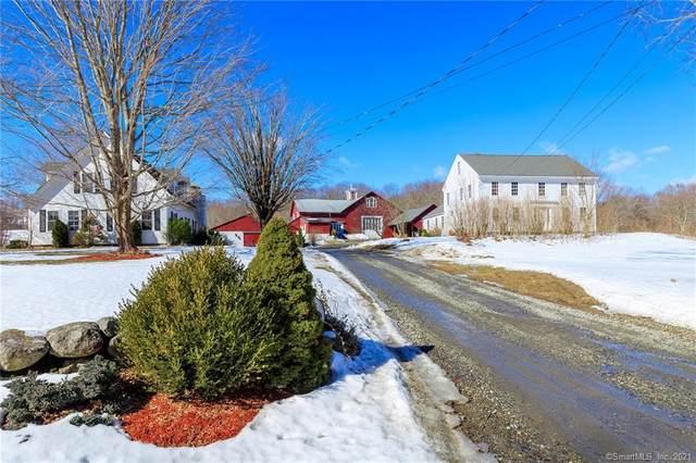 236 Deerfield Road, Pomfret, CT 06259 (MLS #170372753) :: Spectrum Real Estate Consultants