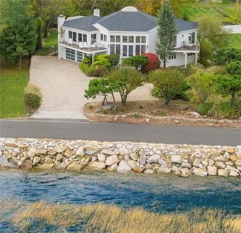 36 Harbor Road, Westport, CT 06880 (MLS #170232469) :: Frank Schiavone with William Raveis Real Estate