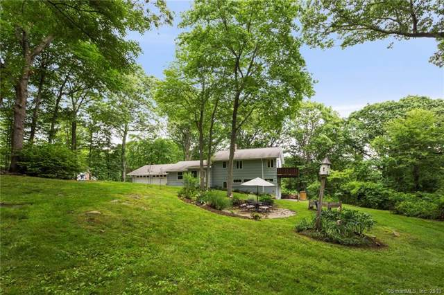 166 Rock Ridge Road, Fairfield, CT 06824 (MLS #170140431) :: The Higgins Group - The CT Home Finder