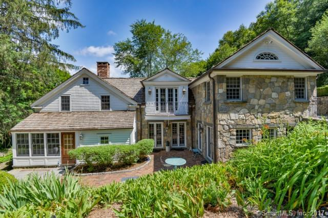 96 Old Mill Road, Wilton, CT 06897 (MLS #170016301) :: The Higgins Group - The CT Home Finder