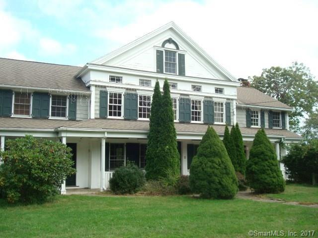 228 Georgetown Road, Weston, CT 06883 (MLS #170017230) :: The Higgins Group - The CT Home Finder