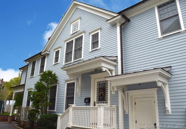 77 Sherwood Place B, Greenwich, CT 06830 (MLS #170017888) :: The Higgins Group - The CT Home Finder