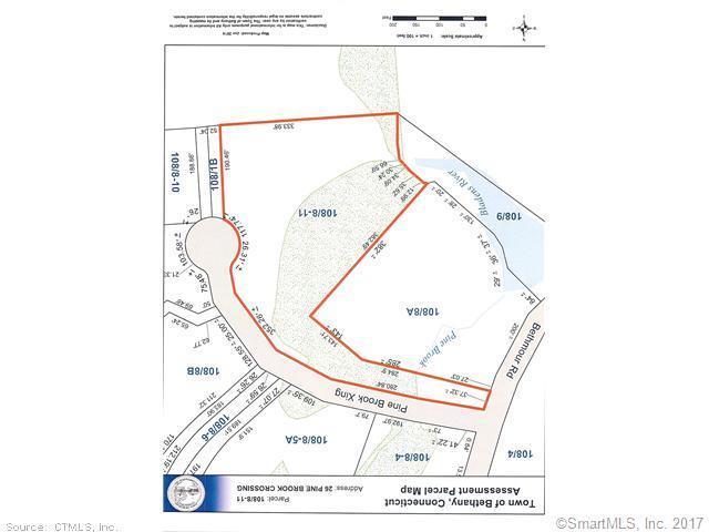 26 Pinebrook Crossing Crossing, Bethany, CT 06524 (MLS #170032402) :: Stephanie Ellison