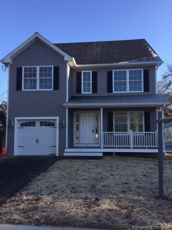 0 Lot 1 Catherine, Stratford, CT 06615 (MLS #170032578) :: The Higgins Group - The CT Home Finder