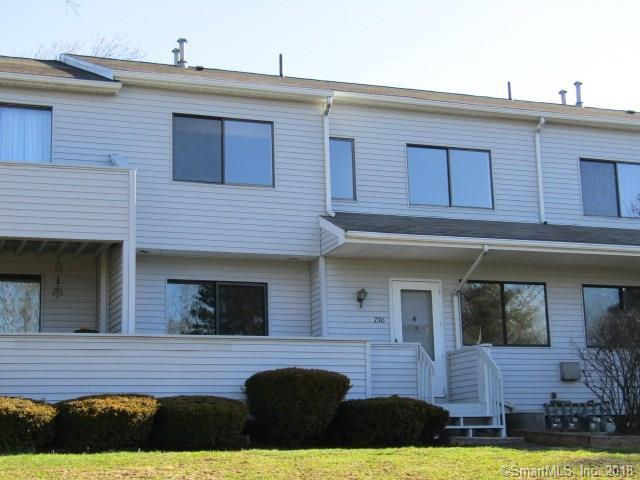 736 Cypress Road #736, Newington, CT 06111 (MLS #170073276) :: Hergenrother Realty Group Connecticut